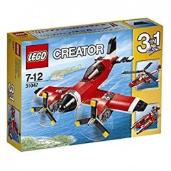 LEGO - CREATOR - 31047 Creator Propeller Plane Building Toy - sale