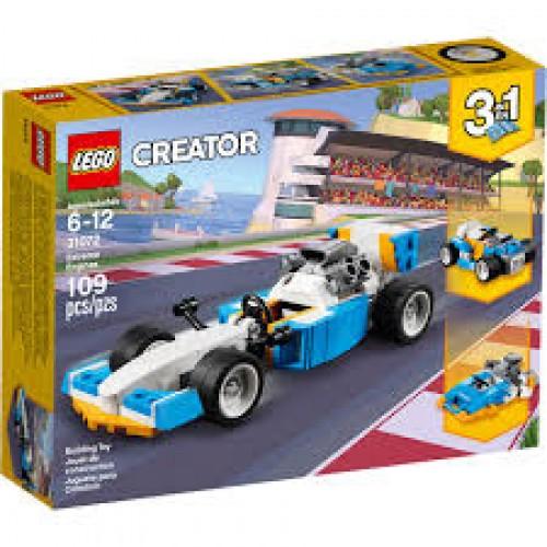 Lego - CREATOR - 31072 Extreme Engine - sale