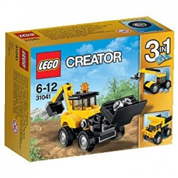 Lego - Creator - Construction Vehicles - 31041