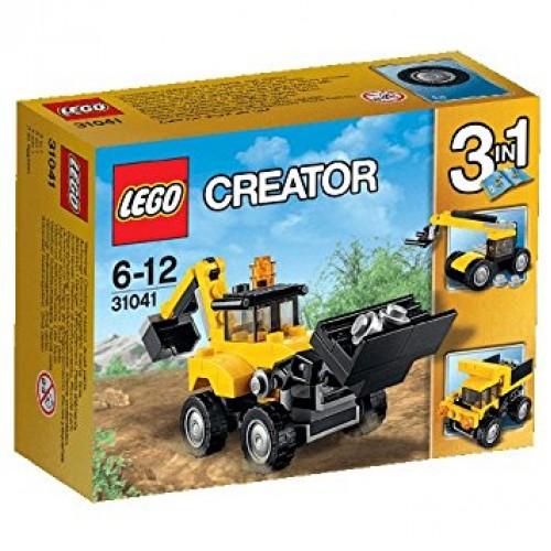 Lego - CREATOR - Construction Vehicles - 31041 - sale