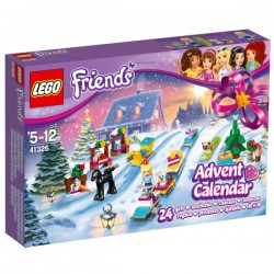 Lego - Friends Advent Calendar (41326) 2017 edition - 1x left - SALE