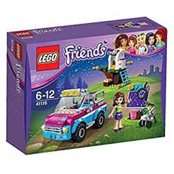 LEGO -  Friends 41116 Olivia's Exploration Car