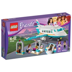 Lego - Friends - Heartlake Private Jet (41100) - 1 x left  in sale