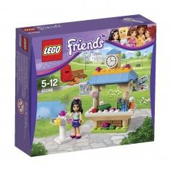 LEGO  - Friends - 41098 - Emma's Tourist Kiosk
