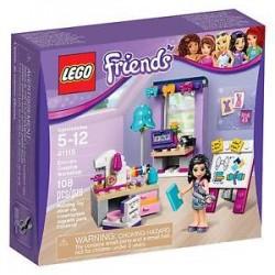LEGO -  Friends 41115: Emma's Creative Workshop