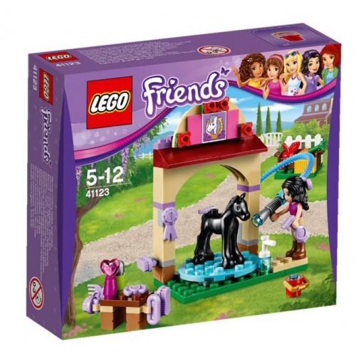 Lego - Friends - Lego 41123 Foal's Washing Station