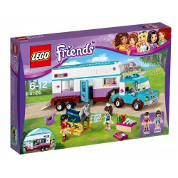 Lego - friends - 41125 - Friends Horse Vet Trailer