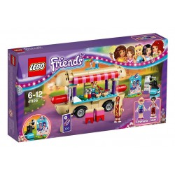 Lego - Friends -  41129 – Amusement Park Hot Dog Van