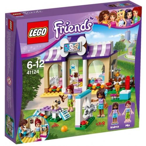 Lego - Friends - 41124 Puppy Daycare
