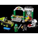LEGO  - uniors Turtle Lair 10669 Building Set in sale 3 lef