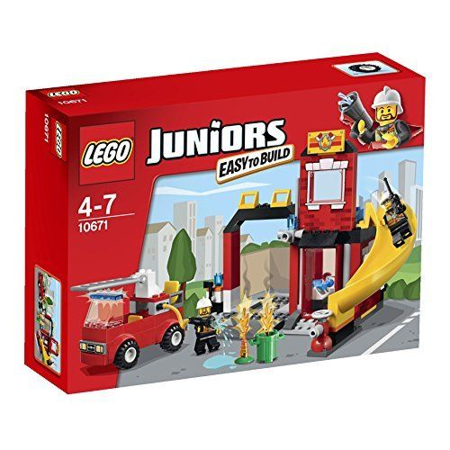 Lego - Juniors - LEGO Juniors 10671: Fire Emergency - SALE - 4 left ( includes £.10.50 postage to Sweden for a customer )