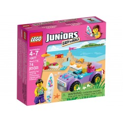 Lego - Juniors -  Beach Trip (10677)