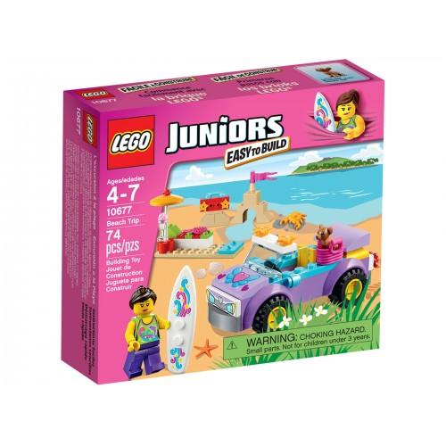 Lego - Juniors -  Beach Trip (10677)