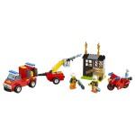 Lego - Juniors Fire Patrol Suitcase - 10740