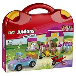 LEGO -  JUNIORS  - 10746 Mia's Farm Suitcase - sale