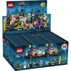 Minifigures - LEGO BATMAN  Movie  S 2
