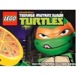 LEGO - Ninja Turtles