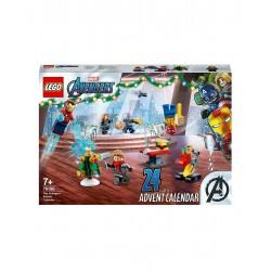 LEGO  - ADVENT CALENDAR - Marvel The Avengers  - 76196