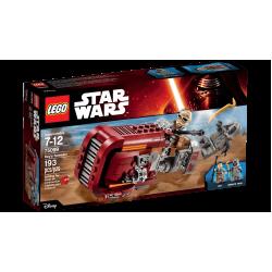 Lego - STAR WARS -  Reys Speeder 75099 - sale