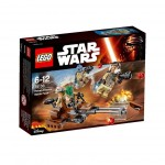 Lego -  Star Wars Rebel Alliance Battle Pack 75133