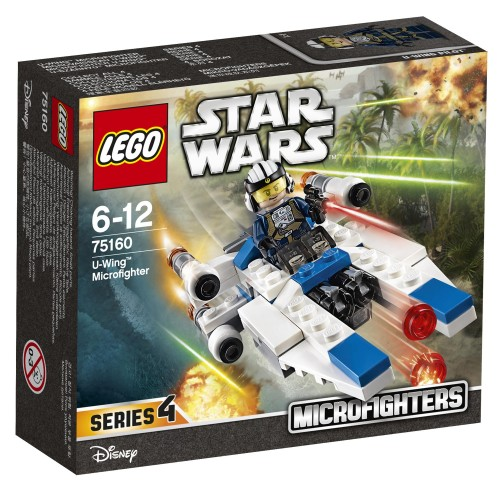 LEGO  - Star Wars -  U-Wing Microfighter (75160)
