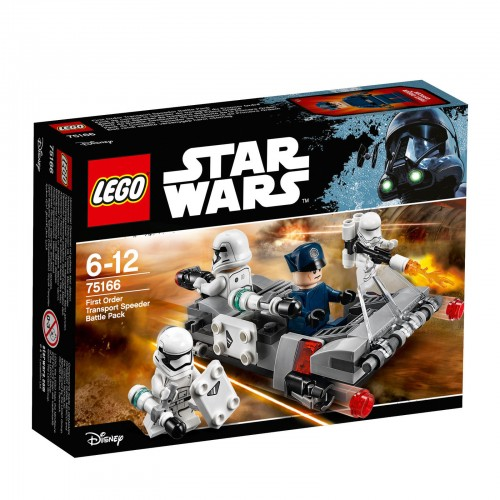 Lego - Star Wars - 75166 First Order Transport Speeder Battle Pack