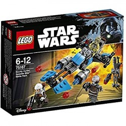 Lego - Star Wars - 75167 - Bounty Hunter Speeder Bike™ Battle Pack