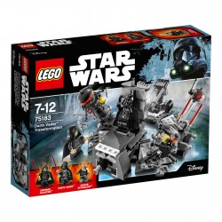 Lego - Star Wars - 75183 Darth Vader Transformation Set