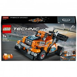 LEGO - Technic -  Race Truck - Toy 2-in-1 Pull-Back Motor Set  - 42104 - sale offer