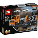 Lego - Technic - 42060- Roadwork Crew