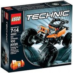 Lego - Technic   -  Mini Off-Roader42001