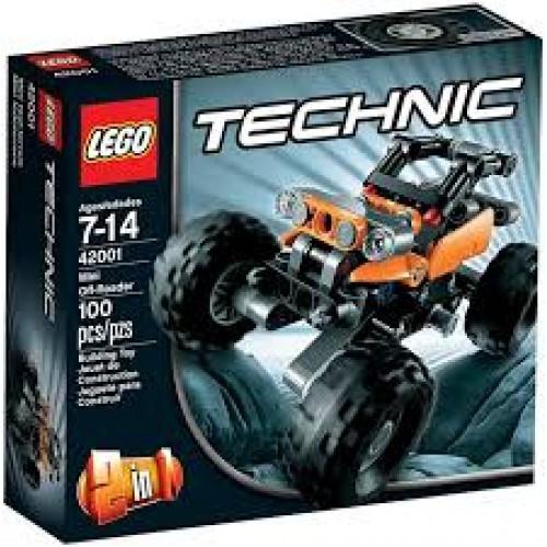 Lego - Technic   -  Mini Off-Roader42001