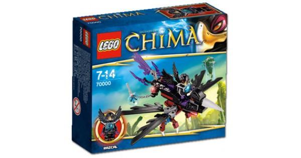 Lego Legends Of Chima 70000 Razcal S Glider 70000 Sale