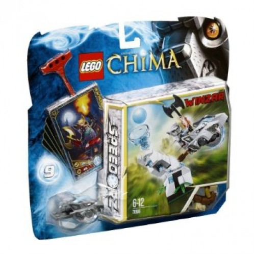 LEGO - Chima - Legends of Chima 70106: Ice Tower 70106 SALE
