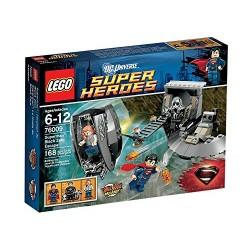 LEGO - Movie -  76009 SUPER HEROES Superman: Black Zero Escape in SALE