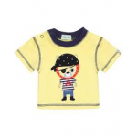 Lilly&Sid - Set - Captain Jellybones Lion- top and shorts -  SALE 0-3m in clearance sale