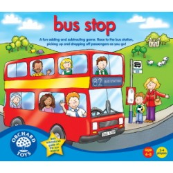 Toy - Orchard Toys -  Bus Stop - game - 4x left