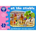 Toy - Orchard Toys - At the Stable - Puzzle
