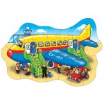Toy - Orchard Toys - Big Aeroplane - Puzzle