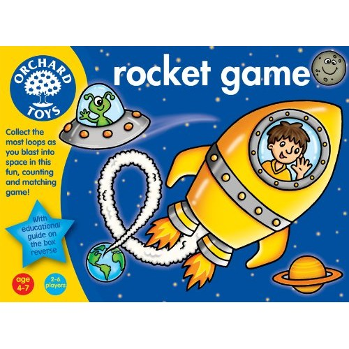 Toy - Orchard Toys - Rocket Game