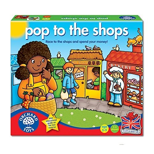 Toy - ORCHARD TOYS -  POP TO THE SHOPS