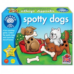 Toys - Orchard Toys - Spotty Dogs - Game