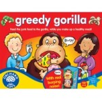 Toy - Orchard Toys - Greedy Gorilla - Game
