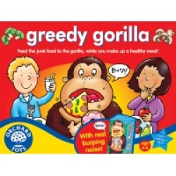 Toy - Orchard Toys - Greedy Gorilla - Game