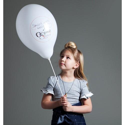 OS - Girls - Short Sleeve Carmen T-shirt LAST in SALE 7-8y