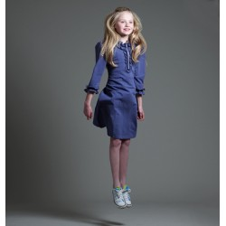 OS - Girls Mimi Day Dress LAST in SALE 5-6y