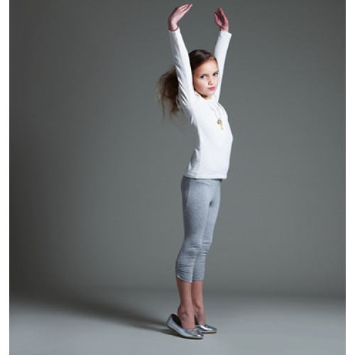 OS - Girls Leggings LAST in SALE 5-6y