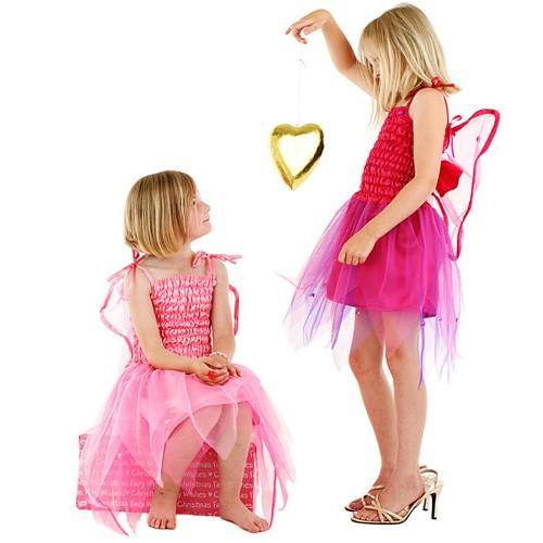 Piccalilly - Fairydress - Sugar  size XL ( 5 y plus)