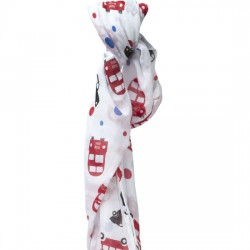 Muslin - Piccalily - organic cotton - Swaddle-Bus- sale last one