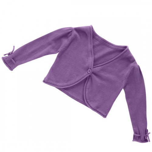 Cardi - Piccalilly  organic cotton - in SALE 18-24, 12-18m , 2-3y- sale